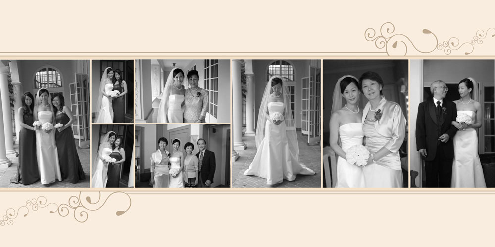 Modern Album Designs - Custom Wedding Album Designs, Wedding