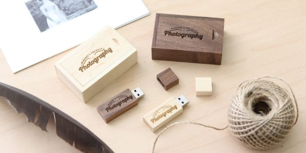 50-Pack USB Drives with Small Boxes